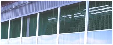 вентиляционные шторы для коровника